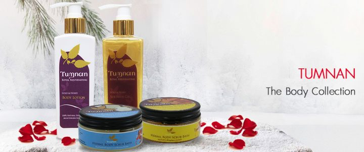 """TUMNAN """"The Body Collection"""""""