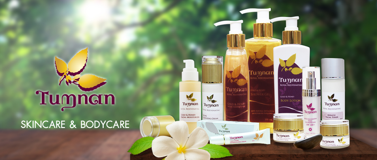Natural & Herbal skin care and spa products